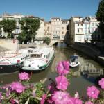Narbonne-Canal-de-la-Robine-en-centre-ville-avec-les-Co-3-150x150