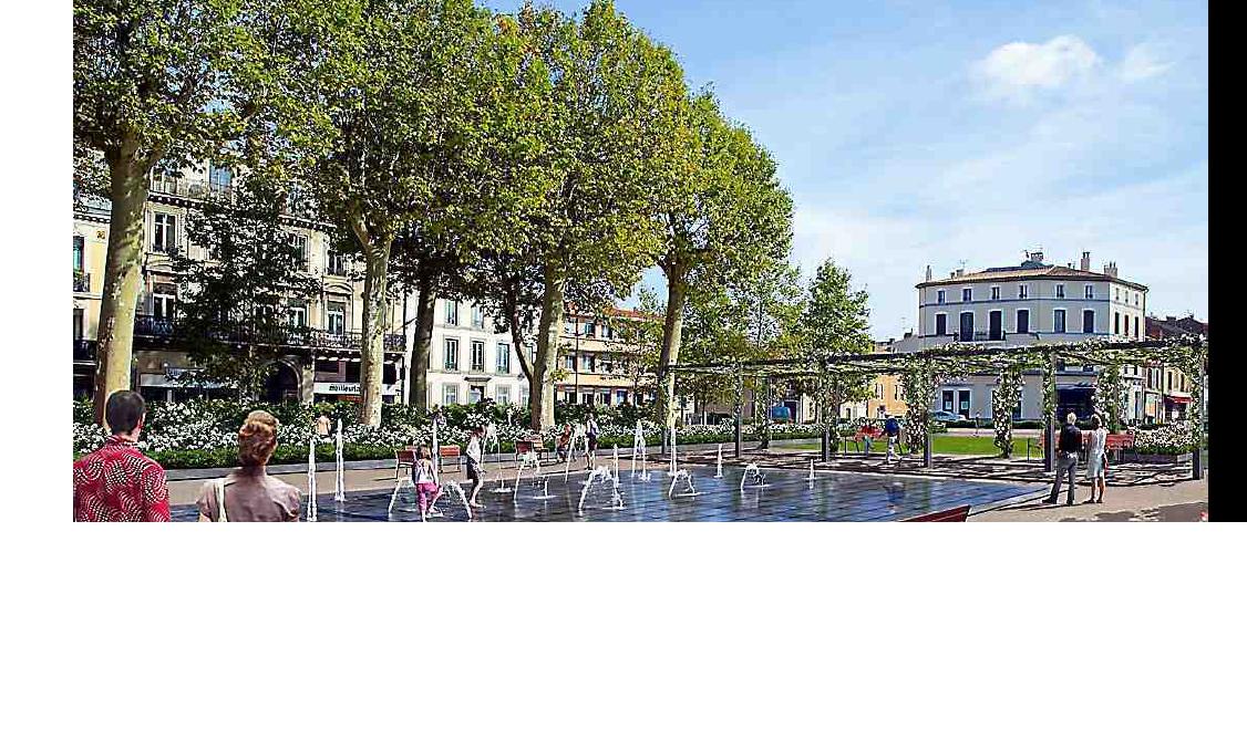 L 39 officiel du canal du midi carcassonne esplanade for Le jardin carcassonne