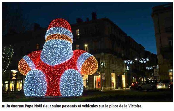 L 39 officiel du canal du midi beziers un clairage de for Decoration noel exterieur pour ville