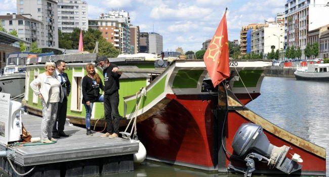 l 39 officiel du canal du midi toulouse canal en f te embarquez sur une barque de poste. Black Bedroom Furniture Sets. Home Design Ideas