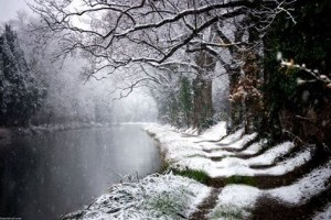 canal neige
