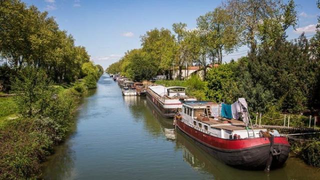 l 39 officiel du canal du midi toulouse le canal du midi 350 ans au fil de l eau. Black Bedroom Furniture Sets. Home Design Ideas